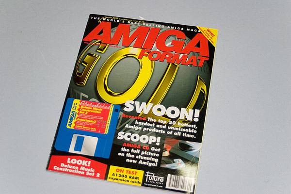 Amiga Format Issue 50