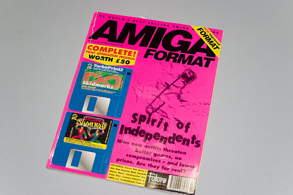 Amiga Format Issue 51