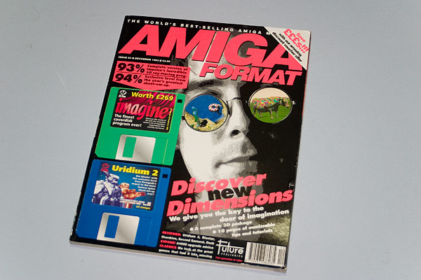 Amiga Format Issue 53