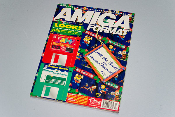 Amiga Format Issue 54