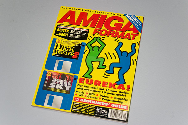 Amiga Format Issue 55