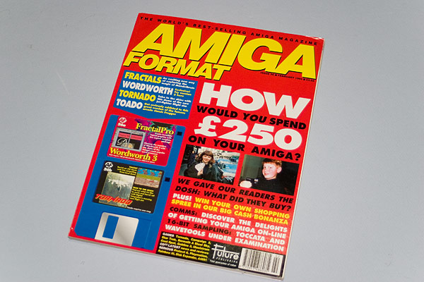Amiga Format Issue 56
