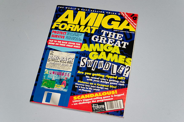 Amiga Format Issue 57
