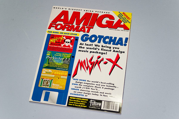 Amiga Format Issue 58