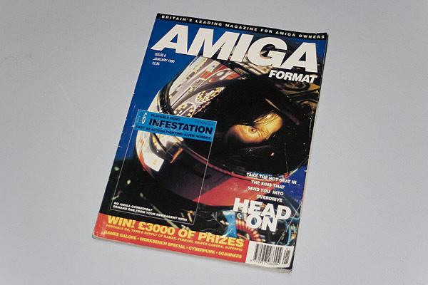 Amiga Format Issue 6