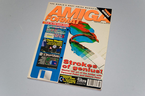 Amiga Format Issue 60