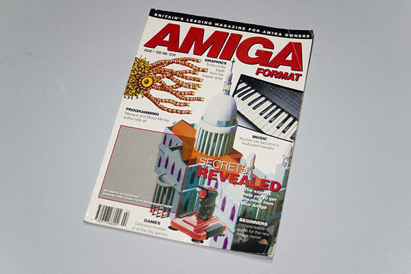 Amiga Format Issue 7
