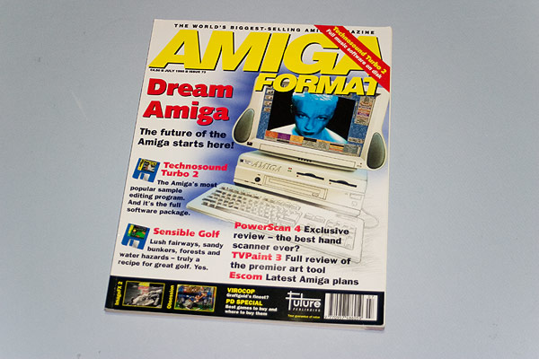 Amiga Format Issue 73