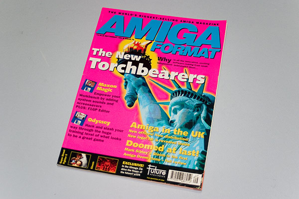 Amiga Format Issue 75
