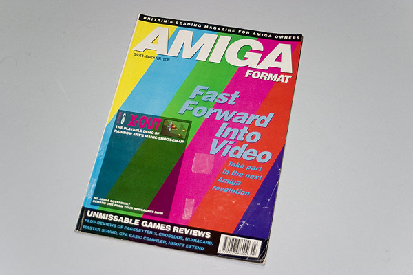 Amiga Format Issue 8