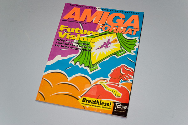Amiga Format Issue 80