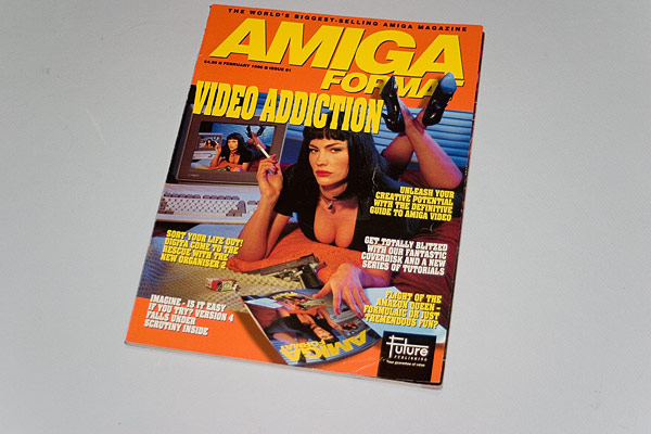 Amiga Format Issue 81