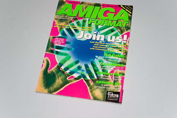 Amiga Format Issue 86