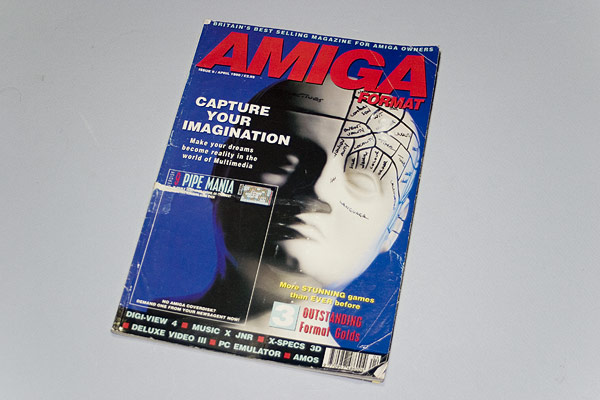 Amiga Format Issue 9