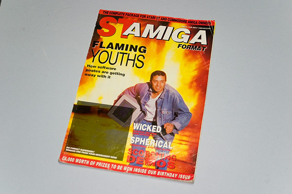 ST/Amiga Format Issue 13