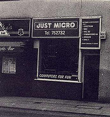 Just Micro, Carver Street, Sheffield